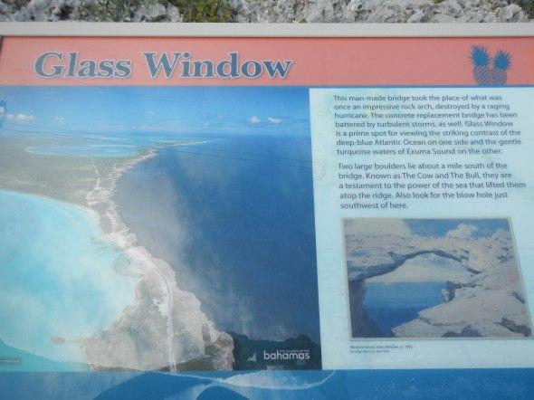 Story of Glass window...