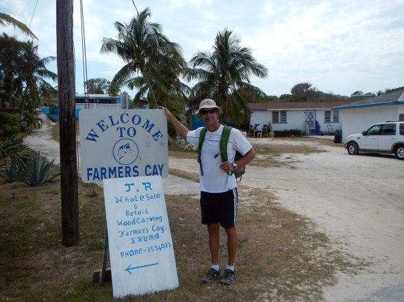 Welcome to Farmer's Cay