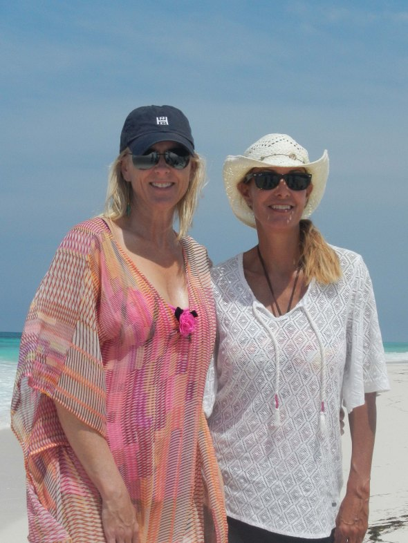 Best lookin' ladies on the beach....as usual