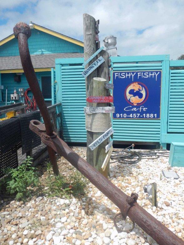 Fishy?  How Fishy?  Fishy Fishy!!